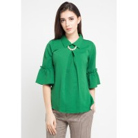 FAME Fashion Blouse 9211555 Hijau