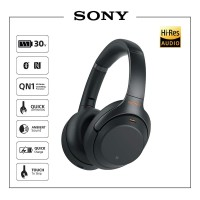 SONY WH-1000XM3 Black Wireless Noise Canceling Headphones
