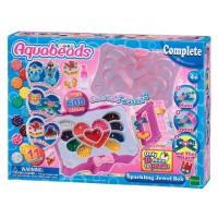 Mainan Edukasi Aquabeads Common Sparkling Jewel Box