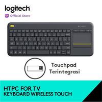 Logitech K400 Plus Keyboard Wireless