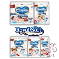 Mamypoko Royal Soft Perekat S60 M56 L48 XL40 XXL32