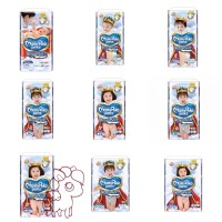 Mamypoko Royal Soft Pants Boys Girls S46 M42 L34 XL30 XXL24