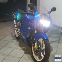 Philips LED Kawasaki Ninja RR 150 Full Set