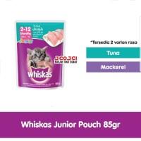 Whiskas Junior Pouch Sachet 85g