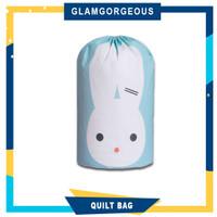 Peva Storage Bag / Quilt Bag TP004 Tempat Penyimpanan Selimut 82x45cm