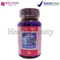 Wellness Joint Formula (30 Caps) - Memelihara Kesehatan Persendian