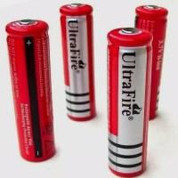 Battery cass ultraFire 18650, batre powerBank Senter Swat, green laser