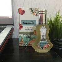 Parfum Pria Atau Wanita Dobha Botol Spray 35ml Aroma Vanilla