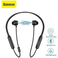 BASEUS Headset S15 IPX5 Wireless ANC Active Noise Cancelling