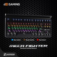 Digital Alliance Meca Fighter Mechanical Gaming Keyboard