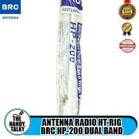 ANTENNA RADIO HT-RIG BRC HP-200 DUALBAND