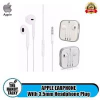 Apple Earphone With 3.5mm Headphone Plug