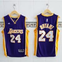 Baju Jersey Basket NBA Swingman Adidas LA Lakers Kobe Bryant