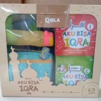 Paket Aku Bisa Iqra 1- 6 Cara Cepat Dan Menyenangkan Membaca Al-Quran