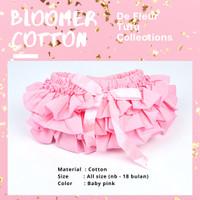 Rok tutu bayi cotton pink