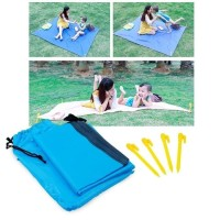 Tikar piknik Lipat Waterproof Portable Karpet Camping picnic 018-20