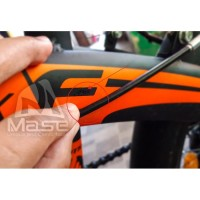 Stiker Pelindung Gesekan Frame Sepeda