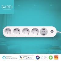 BARDI Smart Extention Power Strips (Smart Stop Kontak, WIFI)