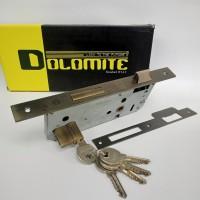 mortise lock swing antik+cylinder antik dolomiet