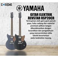 Yamaha Gitar Elektrik Revstar RSP20CR / RSP-20CR / RSP 20 CR