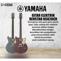 Yamaha Gitar Elektrik Revstar RS820CR / RS 820CR / RS 820 CR / RS820