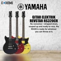 Yamaha Gitar Elektrik Revstar RS320 / RS 320 / RS-320 Original