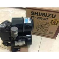 Pompa air Shimizu Ps - 230 Bit - Otomatis