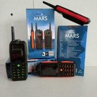 Hp Nexcom mars Orange model Outdoor Bisa powerbank ada antena +senter