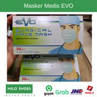 Masker Surgical Medis Evo isi 50 Lembar