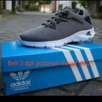 sneaker alphabunce abu terbaru sepatu lokal adidas
