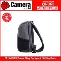 CRUMPLER Drone Sling Backpack (White/Grey)