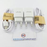 TRAVEL ADAPTER CHARGER VIVO / BT-J-048 + KABEL USB
