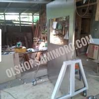 Pintu Shielding Lapis Timbal Pb Stainless Pelindung Radiasi Radiologi