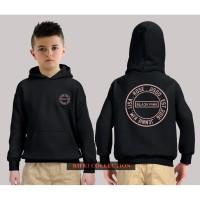 hoodie sweater anak black pink member jaket anak