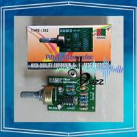 Kit Filter Subwoofer RANIC 312