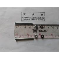 Baut JP 3X35 mm Set Mur Putih dan Ring Plat Per Set Murah M3x35mm Plus