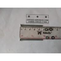 Baut JP 3X45 mm Set Mur Putih dan Ring Plat Per Set Murah M3x45mm Plus