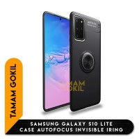 SAMSUNG GALAXY S10 LITE Case Autofocus Invisible Iring SoftCase