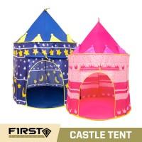 Tenda Castle Tent Matougui AN8109 Mainan Anak Kastil Princess