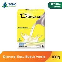 Dianeral Susu Bubuk - Vanilla 180g