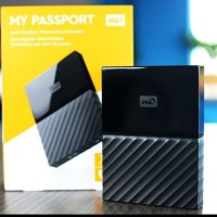 Hardisk Eksternal WD My Passport 1TB