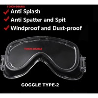 GOGGLE SAFETY TYPE-2