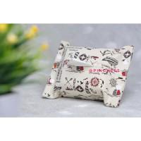 Tempat Tissue Kanvas / Pop Up / Free Tissue / Souvenir