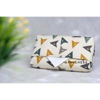 Tissue Pouch Kanvas / Tempat Tissue / Free Tissue Souvenir