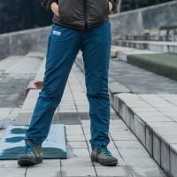 celana gunung panjang quick dry waterproof hiking cowok pria laki laki