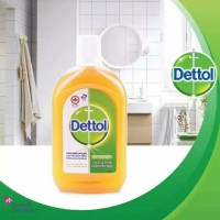 Dettol Antiseptic Liquid 245 ml - Cairan Antiseptik