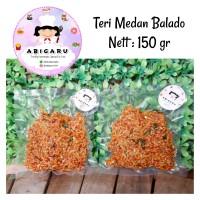 Teri Medan Balado-150gr