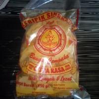 Kripik Singkong Cap Bunga Cempaka 150 gr