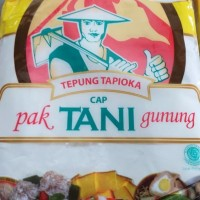 Sagu Cap Pak Tani Gunung 500gr (1 pcs) / Tepung Tapioka