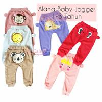Alana Baby Jogger 1-3 Thn - Celana Panjang Anak Laki Laki Perempuan